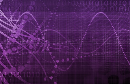 Data Analysis Process Concept as a Art photo