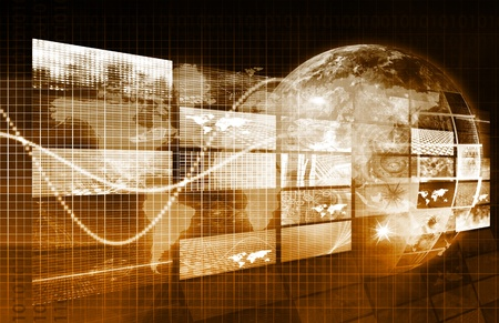 Internet Concept of the World Wide Web or WWW Stock Photo - 9751070