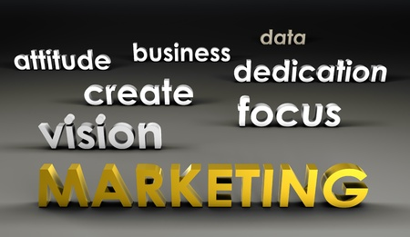 forefront: Marketing at the Forefront in 3d Presentation