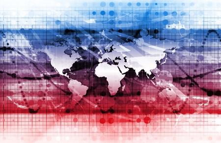 개념으로 회사의 글로벌 솔루션