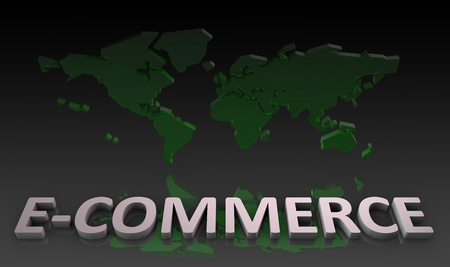 electronic commerce: E-Commerce or Electronic Commerce Online as a Art