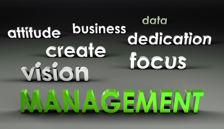 forefront: Management at the Forefront in 3d Presentation