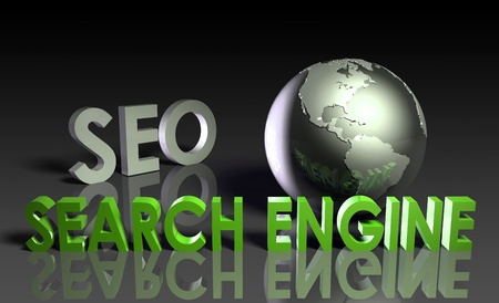 optimize: Search Engine Optimization SEO Ranking as Concept