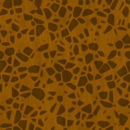 사파리 테마 배경으로 원활한 동물 인쇄 스톡 콘텐츠