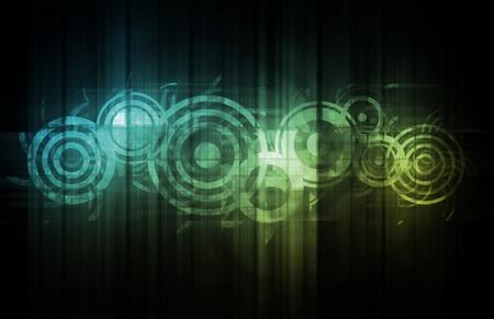 interlinked: Tecnolog�a abstracta con datos conexos, como Art
