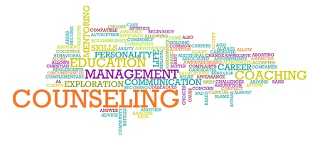 Counseling and Therapy as a Career Concept photo