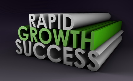 increasing: Rapid Growth and Success in a Business Company