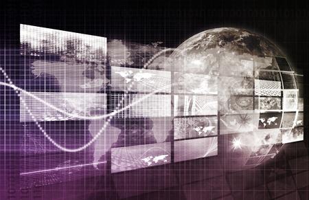 개인 정보 보호: 보안 네트워크 및 웹에서 데이터를 모니터링
