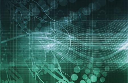 genes: La ciencia m�dica de ADN y los Genes de qu�mica Biotech