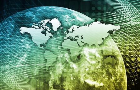 communicatie: Digitale communicatie op het Internet met gegevens