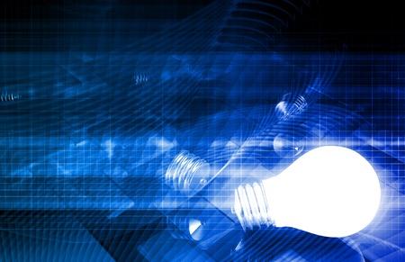 Concept Business Analysis comme un résumé du projet Banque d'images - 10498626
