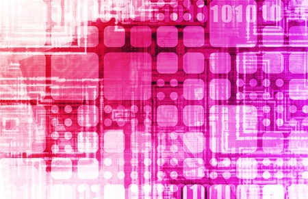 cyber warfare: Security Network Data of the World Background Stock Photo