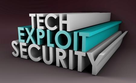 explocion: De seguridad Exploit en un peligro Nivel Técnico