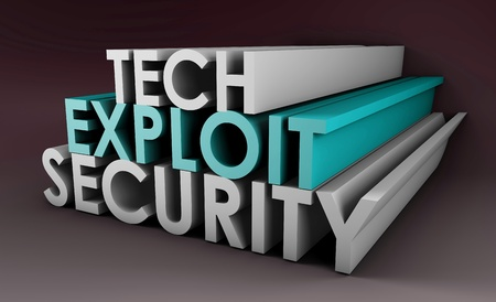 Security Exploit on a Tech Level Danger photo