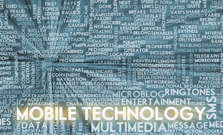 mobile app: Mobile Technology Next Generation Media as a Art