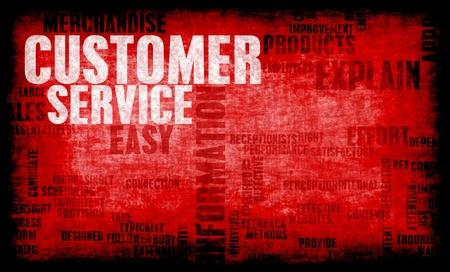 cs: Customer Support and CS Service Industry Art