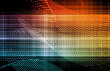 communicatie: Media communicatie op het internet met Data Art