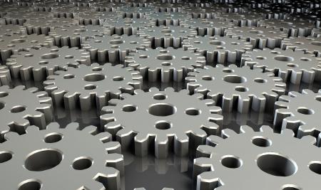 Integrated Workflow Business Concept als metafoor