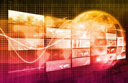 웹: 월드 와이드 웹 또는 WWW의 인터넷 개념