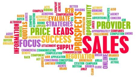 vendiendo: Ventas Corporativas y Marketing en una empresa Foto de archivo