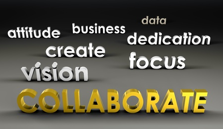 forefront: Collaborate at the Forefront in 3d Presentation