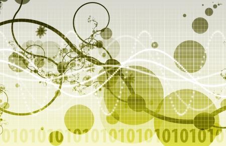 Medical Science Futuristic Technology as a Art Banco de Imagens - 14051536