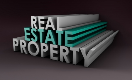 sector: Real Estate Property in the Property Sector in 3d