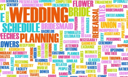 day planner: Wedding Planning and Your Big Event Planner List
