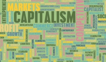capitalismo: El capitalismo como un concepto econ�mico de crecimiento