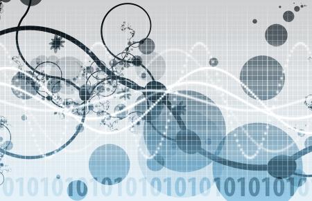 Wetenschappelijk Onderzoek in de Geneeskunde Biologie Field Stockfoto