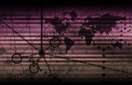 international monitoring: Internet Web Technology as Shared Data Services