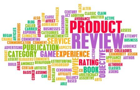 amateur: Revisión de productos nube de la palabra como un concepto