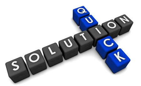 problem: Quick Solution or Fix in Solving a Problem