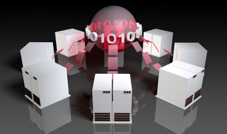 centers: Database Server Management System With Central DB