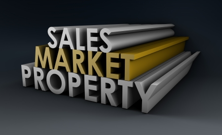 real estate investment: Sales Market Property in the Real Estate Sector