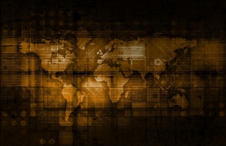 Integrated System Solutions on the Web Platform Reklamní fotografie
