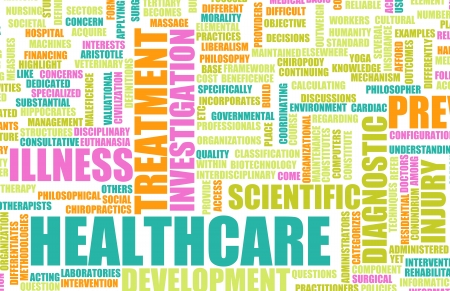Healthcare in the Medical Industry as Concept