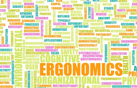 ergonomics: Ergonomics Science and Study Human Factor Concept