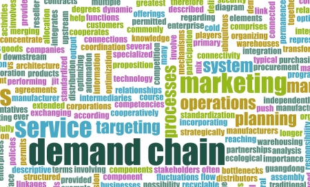 terminology: Demand Chain Management as a Business Concept