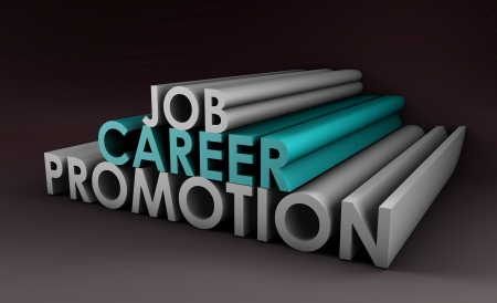 job promotion: Job Career Promotion and a Pay Raise