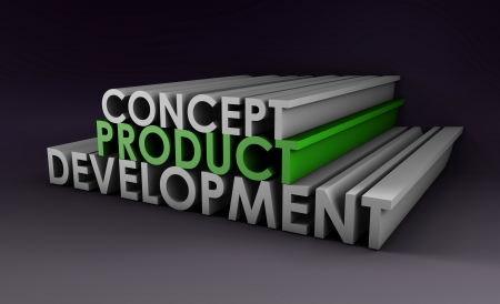 Product Development Step and Phase as Concept Stock Photo - 19441677