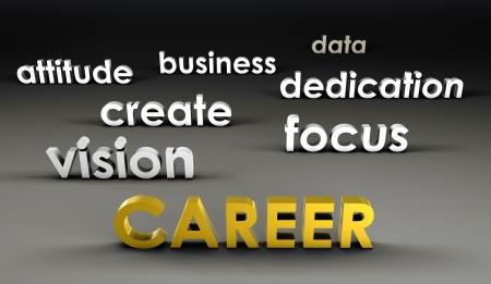 forefront: Career at the Forefront in 3d Presentation