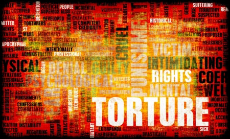 tortured body: Torture In Interrogation and a Extreme Punishment