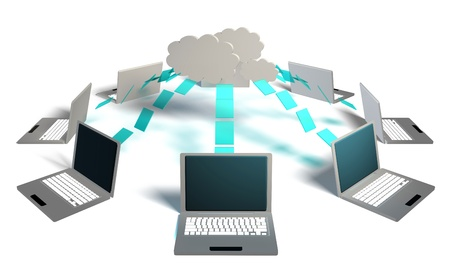 shared: Cloud Computing Big Data Distributed Computing 3D