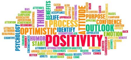positive attitude: Positivity and Positive Attitude for a Life