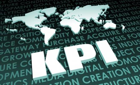 kpi: KPI Industry Global Standard on 3D Map