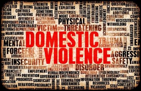 violencia intrafamiliar: La violencia dom�stica y el abuso como un resumen