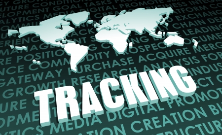 Tracking Industry Global Standard on 3D Map