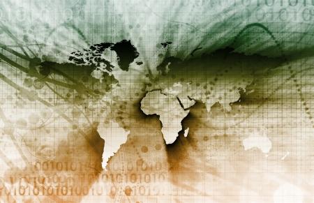 virtualizacion: Tecnolog?a Visual Concepto de Negocio Corporativo Foto de archivo