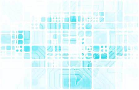 Présentation Contexte de données Web Apps Résumé Banque d'images - 20192607